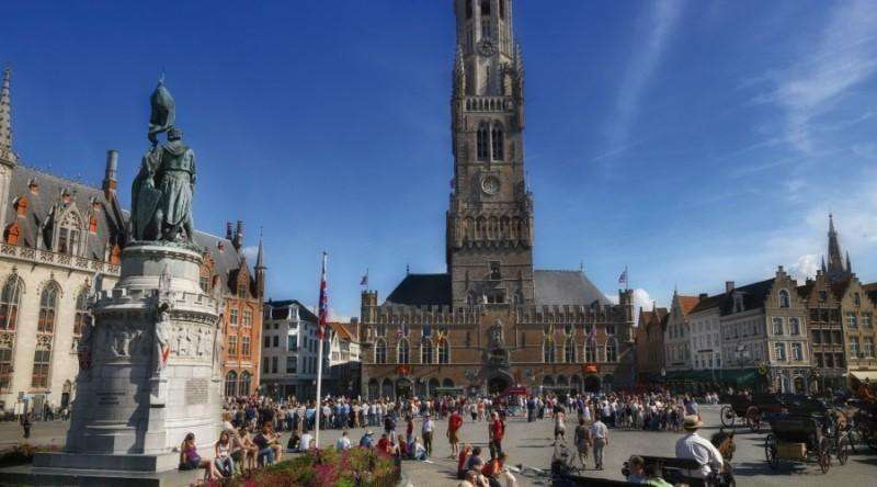 City break Bruges Paste 2018 bilet de avion si hotel inclus
