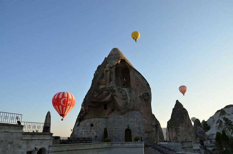 City break Cappadocia ianuarie bilet de avion si hotel inclus
