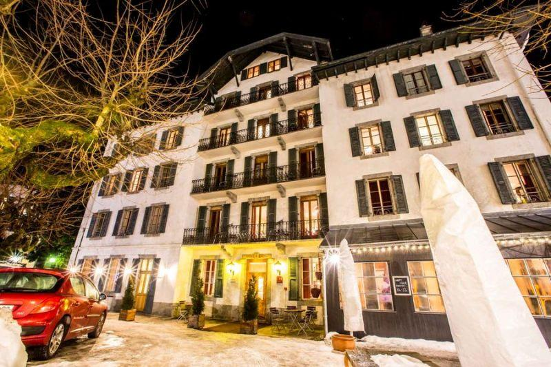 City break Chamonix  1 decembrie 2017,  bilet de avion si hotel inclus