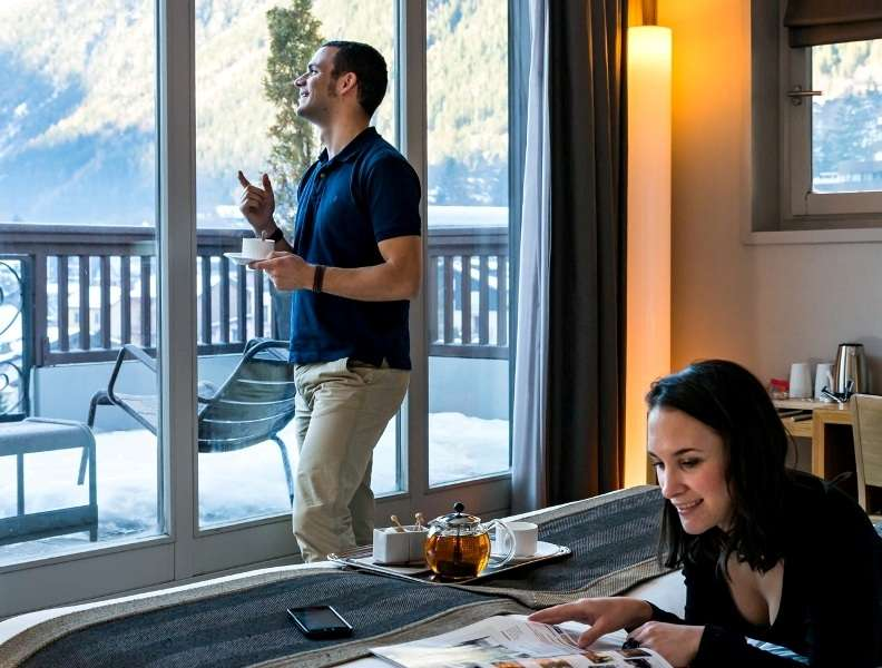 City break Chamonix februarie 2018 bilet de avion si hotel inclus