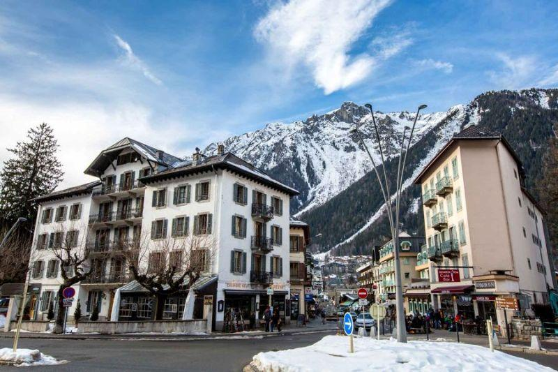 City break Chamonix  ianuarie 2018  bilet de avion si hotel inclus