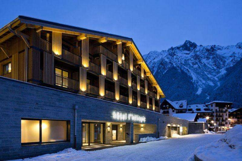 City break Chamonix iulie bilet de avion si hotel inclus