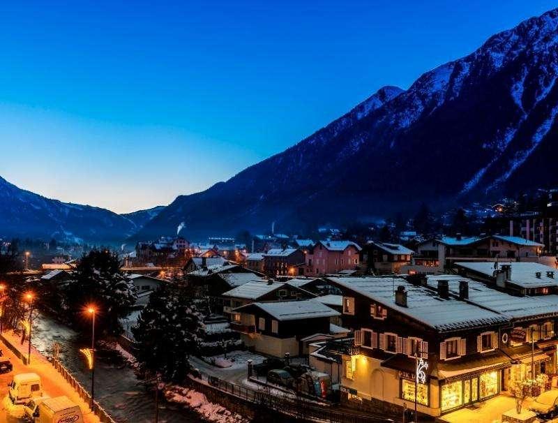 City break Chamonix mai 2018 bilet de avion si hotel inclus city break