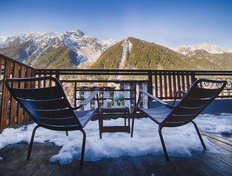 City break Chamonix mai bilet de avion si hotel inclus