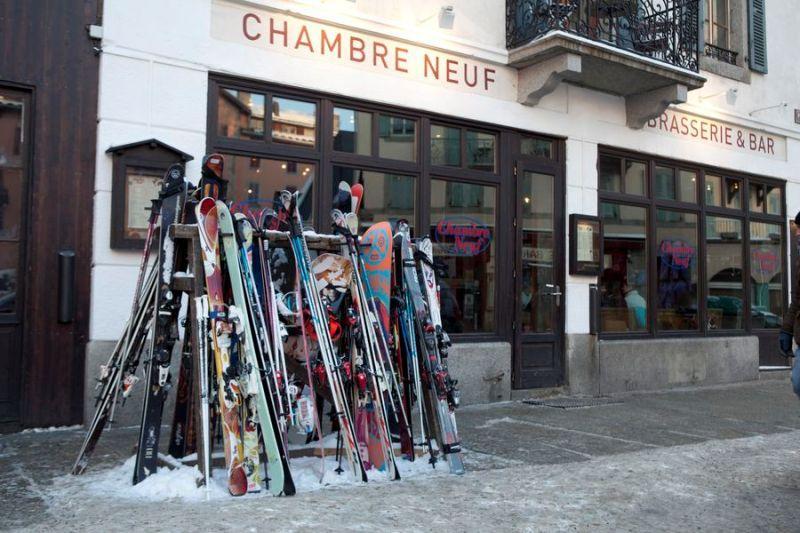 City break Chamonix noiembrie 2017 bilet de avion si hotel inclus