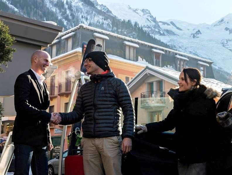 City break Chamonix primavara 2018 bilet de avion si hotel inclus