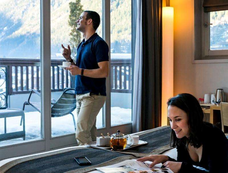 City break Chamonix vacanta 1 mai 2018 bilet de avion si hotel inclus