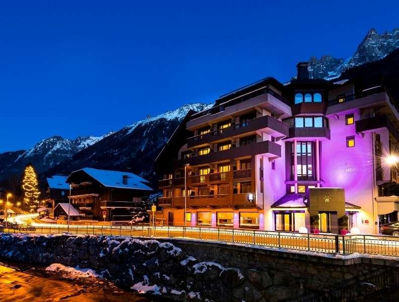 City break Chamonix Valentine's Day bilet de avion si hotel inclus