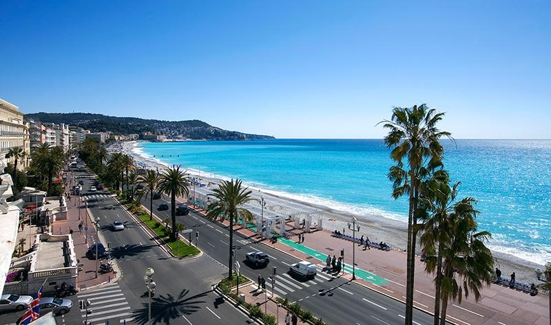 City break Coasta de Azur Nisa 1 decembrie 2018,  bilet de avion si hotel inclus