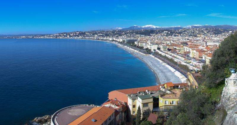 City break Coasta de Azur Nisa aprilie bilet de avion si hotel inclus