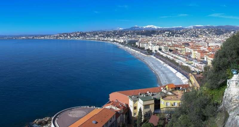 City break Coasta de Azur Nisa august  bilet de avion si hotel inclus