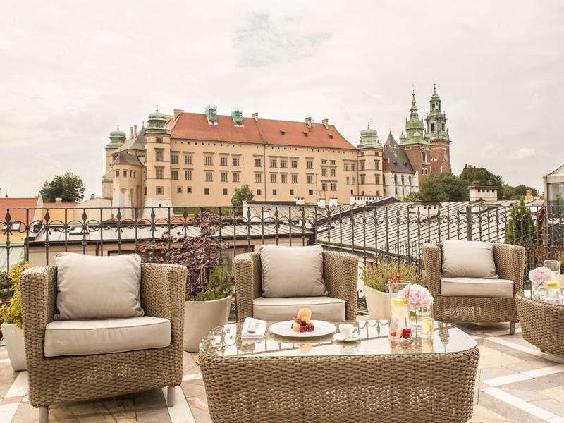 City break Cracovia  Revelion 4* 2018  bilet de avion si hotel inclus