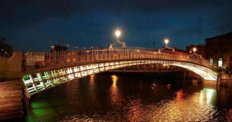 City break Dublin octombrie bilet de avion si hotel inclus