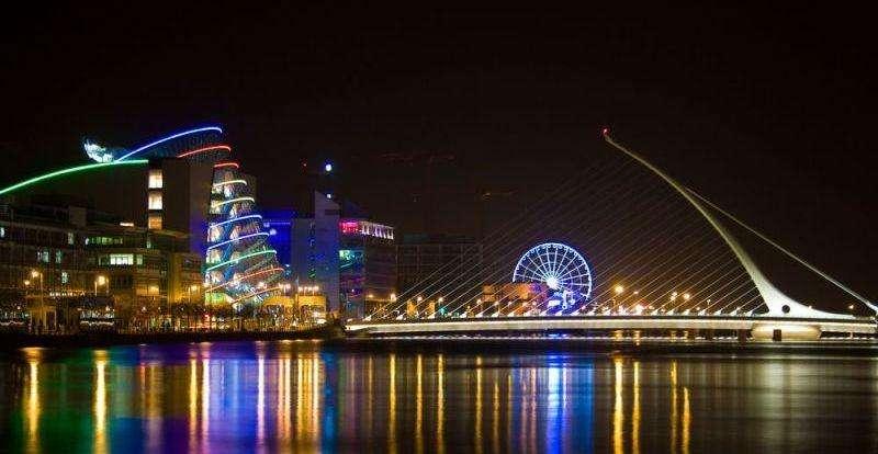 City break Dublin weekend liber Rusalii bilet de avion si hotel inclus
