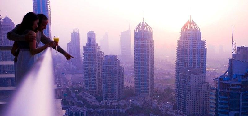 City break exotic  Dubai noiembrie  bilet de avion si hotel inclus