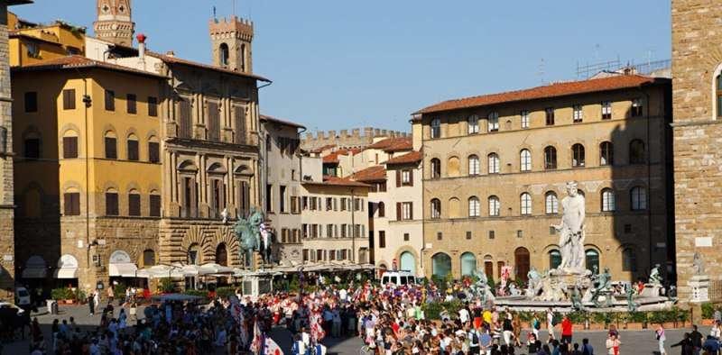 City break Florenta primavara 2018 bilet de avion si hotel inclus