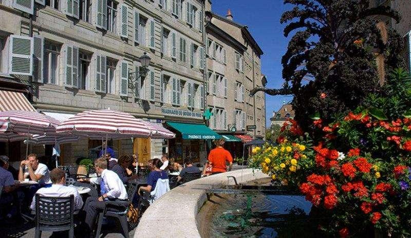City break Geneva mai bilet de avion si hotel inclus
