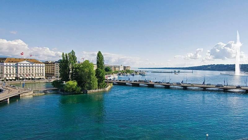 City break Geneva Revelion 4* 2018 bilet de avion si hotel inclus