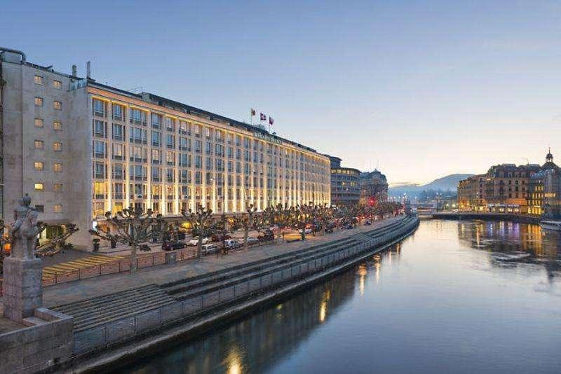 City break Geneva septembrie 2018 bilet de avion si hotel inclus