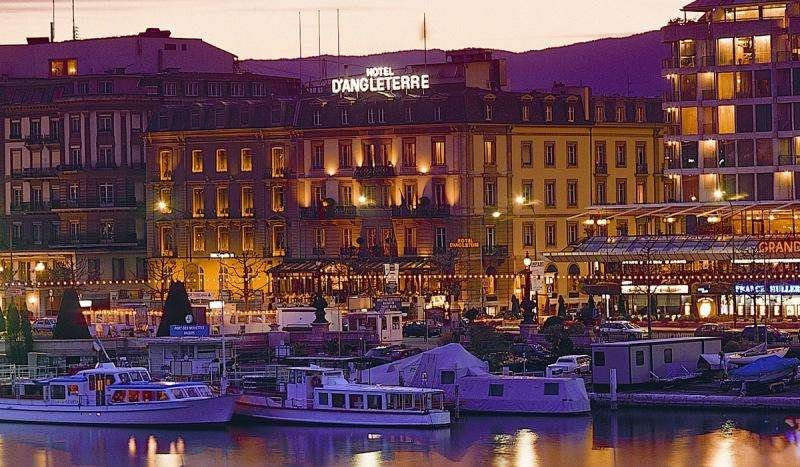 City break Geneva vara 2018 bilet de avion si hotel inclus
