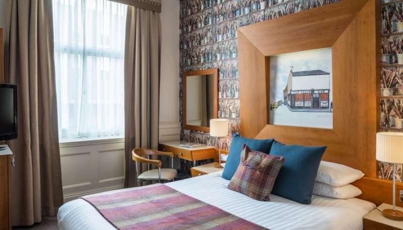City break Glasgow primavara 2018 bilet de avion si hotel inclus