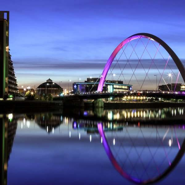 City break Glasgow vacanta copiilor februarie 2018