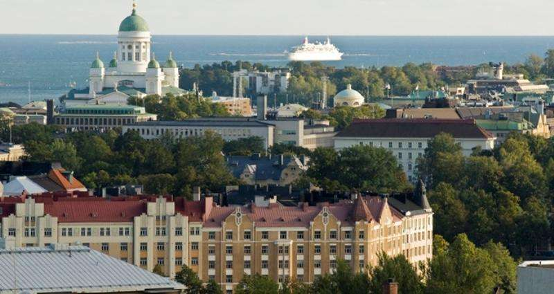 City break Helsinki august week-end Sf. Maria bilet de avion si hotel inclus