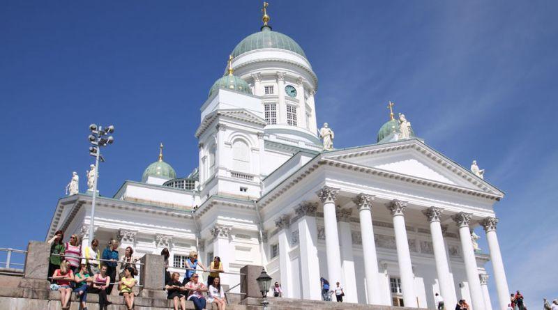 City break Helsinki vacanta copiilor februarie 2018