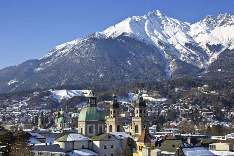City break Innsbruck aprilie 2018 bilet de avion si hotel inclus