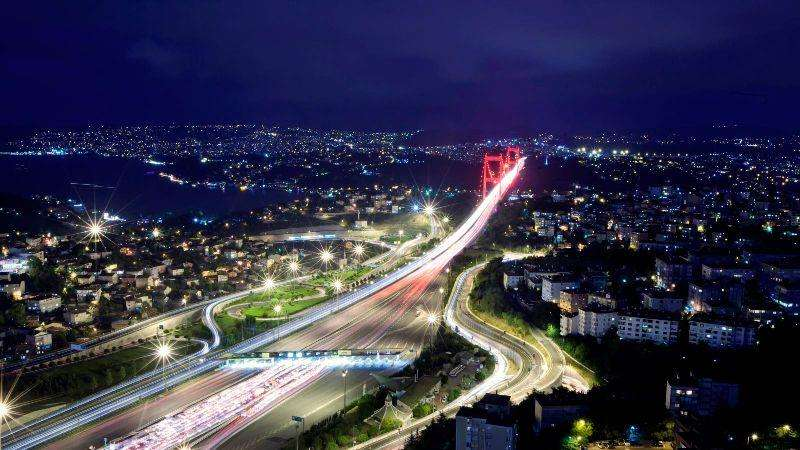 City break Istanbul Mos Nicolae bilet de avion si hotel inclus