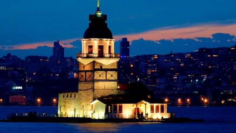 Revelion 2018 Istanbul