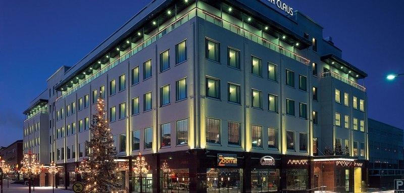 City break Laponia avion 1 martie 2018  hotel inclus