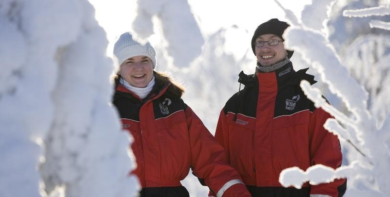 Vacanta in Tara lui Mos Craciun Finlanda Laponia avion Valentine's Day hotel inclus