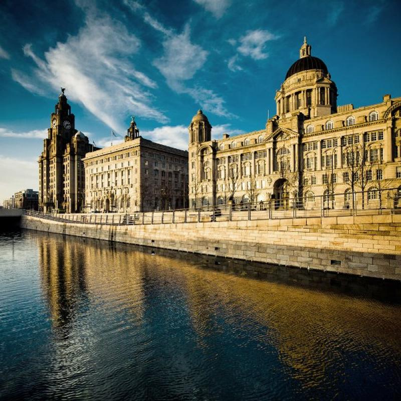 City break Liverpool Revelion 4* 2018 bilet de avion si hotel inclus
