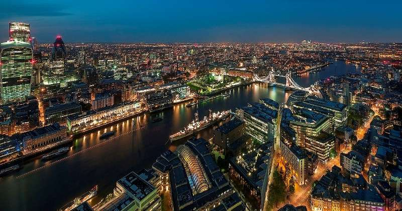 City break Londra august 2018 bilet de avion si hotel inclus