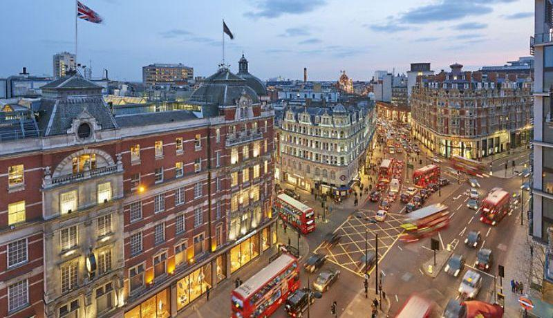 City break Londra noiembrie 2017 bilet de avion si hotel inclus