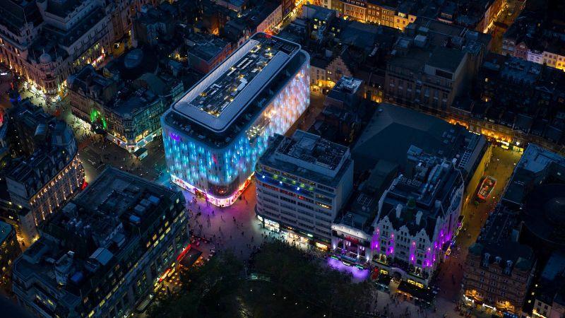City break Londra Revelion 4* 2018 bilet de avion si hotel inclus