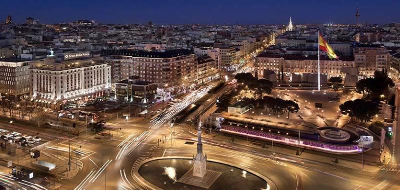 City break Madrid Revelion 2018 bilet de avion si hotel inclus