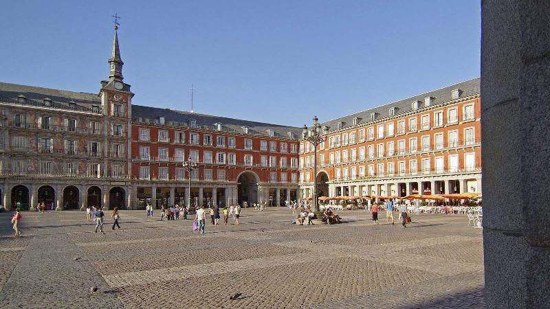 City break Madrid Revelion 4* 2018  bilet de avion si hotel inclus