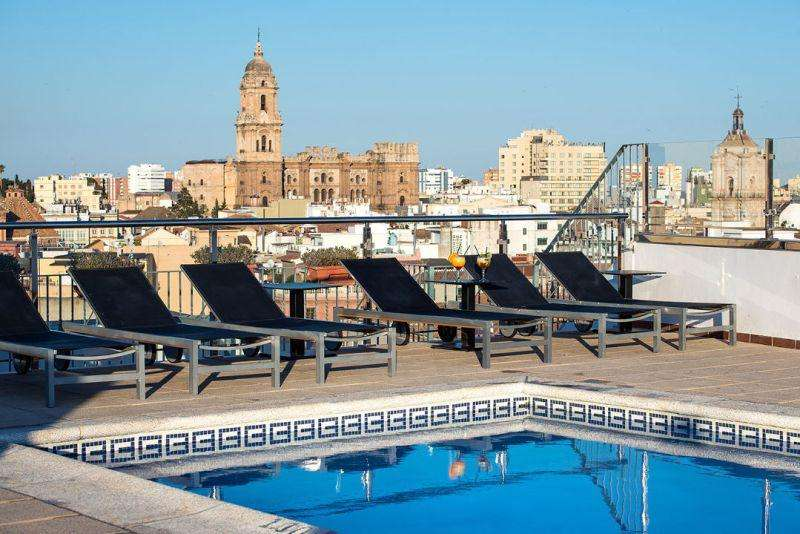 City break Malaga august bilet de avion si hotel inclus