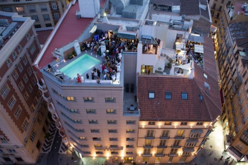 City break Malaga ianuarie bilet de avion si hotel inclus