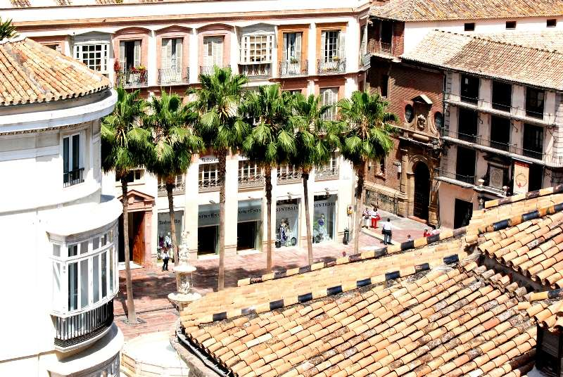 City break Malaga iulie 2017  bilet de avion si hotel inclus