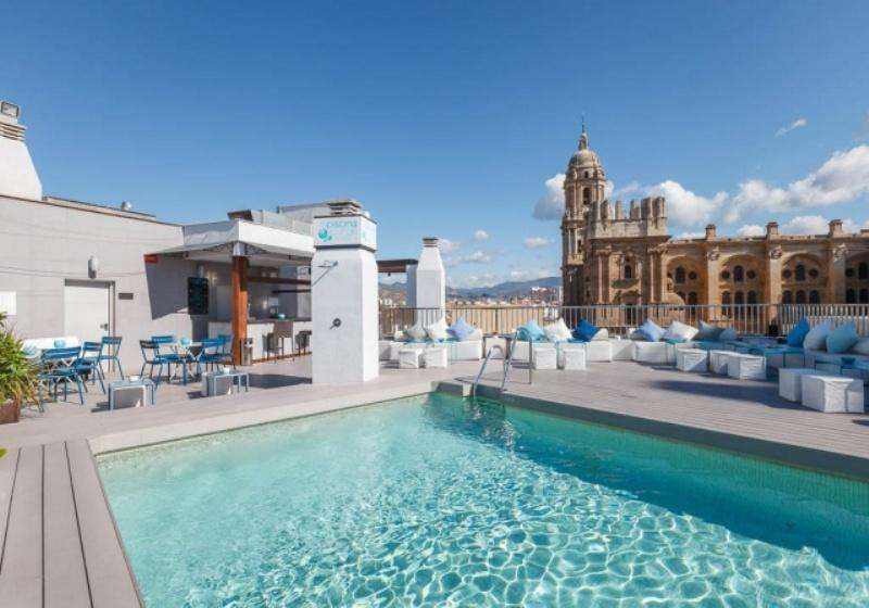 City break Malaga septembrie 2017  bilet de avion si hotel inclus