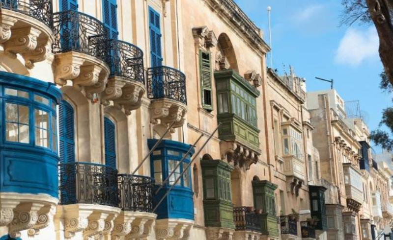 City break Malta Revelion 5*  2018  bilet de avion si hotel inclus