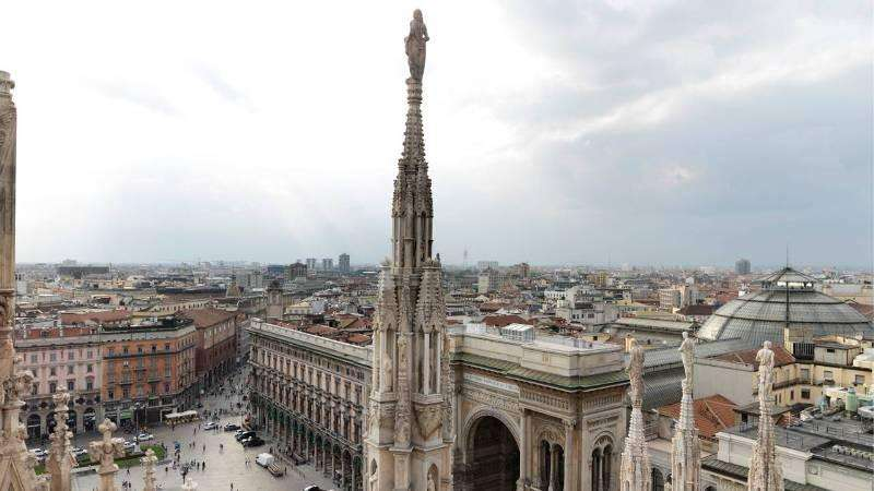 City break Milano iunie 2018 bilet de avion si hotel inclus