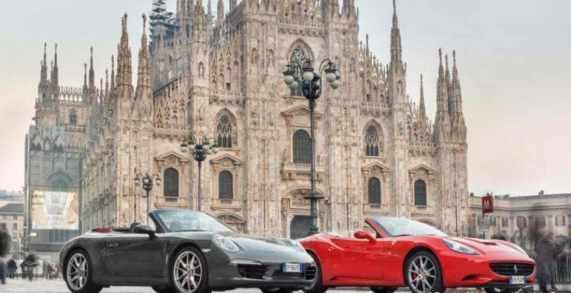 City break Milano Valentine's Day bilet de avion si hotel inclus