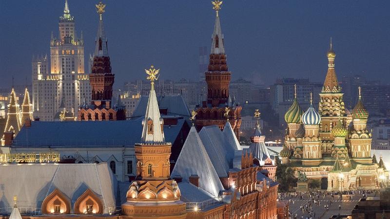 City break Moscova februarie 2018 bilet de avion si hotel inclus
