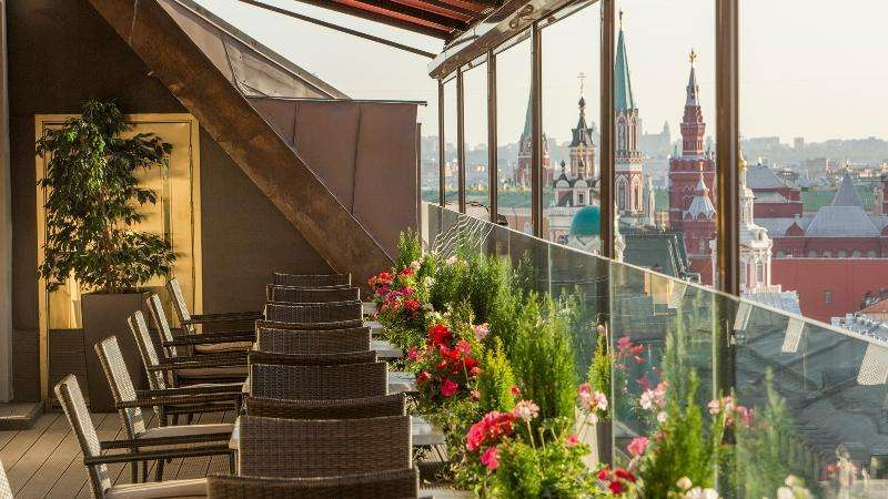 City break Moscova mai bilet de avion si hotel inclus