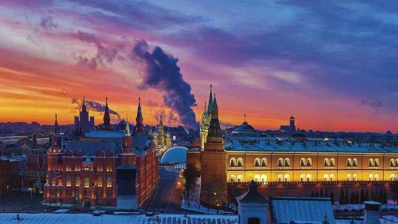 City break Moscova vacanta copiilor februarie 2018