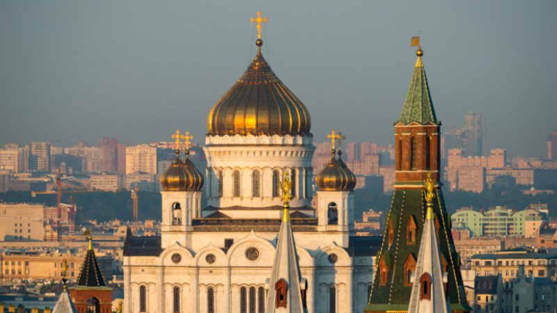 City break Moscova weekend liber Rusalii bilet de avion si hotel inclus